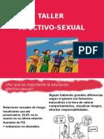 Taller Afectivo Sexual ESO