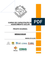 Manual Aluno SOLAR - RBCAS Abril2009 Cemig