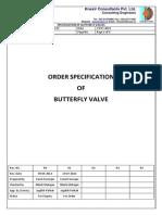 P1064-00-M05-122-R1- Butterfly Valve