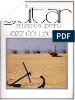 Classical Guitar Student's Library Jazz Collection