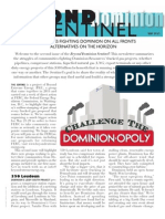 Beyond Dominion Sentinel (May 2015)
