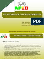 Sustentabilidade e Eficiência Energética