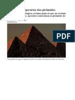Os Operários Das Pirâmides