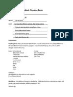 practicum 4 lead week planning form