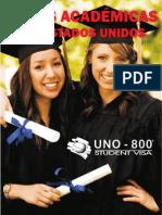 Becas Academicas Uno-800 2.014