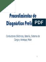 Procedimiento de Diagnostico Preliminar startx cuadirtum smarck