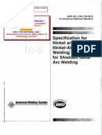 AWS A5.11 - A5.11M - 2010
