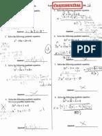 student b exam