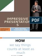 presentation - fundamentals
