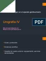 Urografía IV