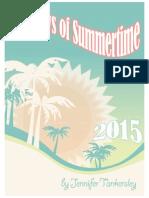 100 Days of Summertime 2015