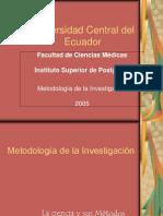 1. EL METODO CIENTIFICO