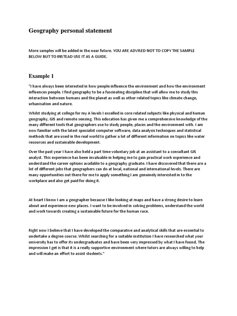 personal statement environmental health Privacy notice – environmental health your personal data who we are we are  preston city council and your privacy is important to us we aim for full.
