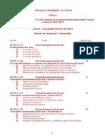 Expert ADN Pentru Tancuri Chimice - Fond Intrebari (1)