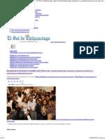 29-04-15 Encuesta de El Universal es confiable, cice Añorve