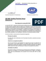 Uso Eficaz de La Norma ISO 19011 Rev