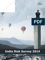 Report India Risk Survey 2014