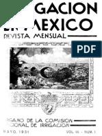 Irrigación en México Volumen 3