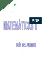 Matematicas II f