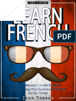 Learn French - French Verbs & French Vocabulary - Jean Tesson - 2015