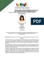 ARQUITETURA, TECNOLOGIA E TRANSFORMAÇÃO SOCIAL NA AMÉRICA LATINA