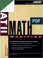 Sat II Math_arco