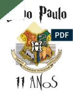 Sacolinha Joao Paulo