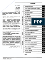 Service Manuals t 1100