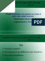 Installation de Logiciel Sur Linux à Partir