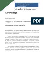 Hnr_Las Comunidades Virtuales de Aprendizaje