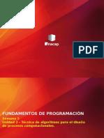 Fundapseudocodigosmentos de Programación Semana 5 PPT