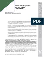 Acessibilidade Dos Sítios Web Dos Governos Estaduais Brasileiros