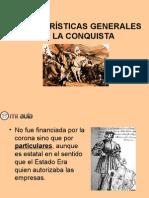 Apunte 3 Caracteristicas Generales de La Conquista 28825 20150412 20140804 170615