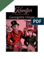 Georgette Heyer - Kavaljer