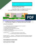 1. Information Sheet