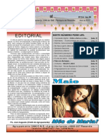 Jornal Sê, edição de Maio 2015