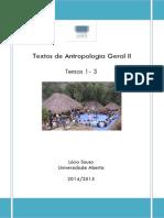 Textos Antropologia