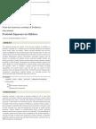 AAP-Pesticide Exposure in Children
