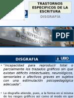 Disgrafia y Disortografia-1