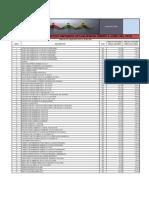 Indice General Arquitectura