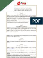 Reglamento de Normas Técnicas y de Seguridad Para Las Actividades de Exploración y Explotación de Hidrocarburos, 2 de Julio de 1997