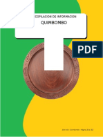QUIMBOMBO - ewe ila, aila