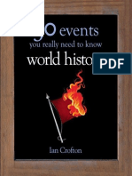 World History_ 50 Key Milestones You Really Need to Know - Ian Crofton.epub