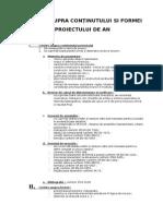 Cerințe Asupra Conținutului Si Formei (1)