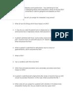 Basic IP Questions