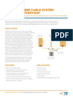 Telecom Application Note Poweredfiber
