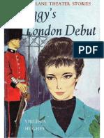 Peggy Lane #6 Peggy's London Debut