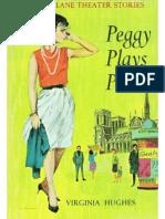 Peggy Lane # 7 Peggy Plays Paris
