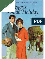 Peggy Lane #8 Peggy's Roman  Holiday