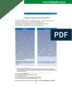 Neuropatía compresiva del nervio peroneo